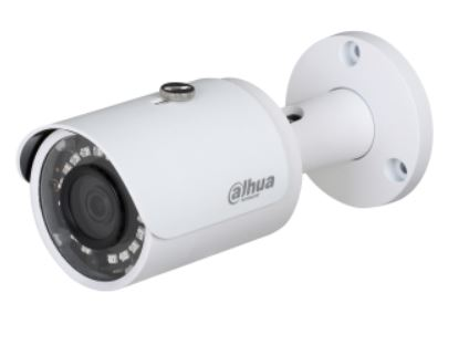 Bullet Outdoor IR Camera 4 Megapixel